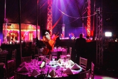 18m x 27m Big top hire Charity event