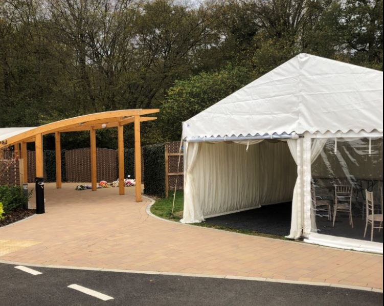 6m frame marquee