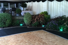 6m frame marquee for party