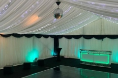 9m frame marquee