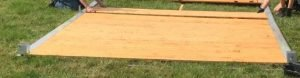 Wooden Underfloor