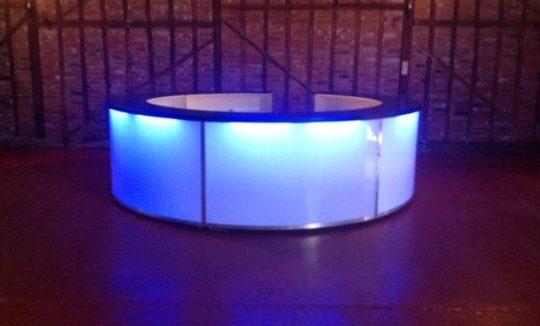 round led bar