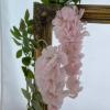 Wisteria garlands in pink or white 9m run